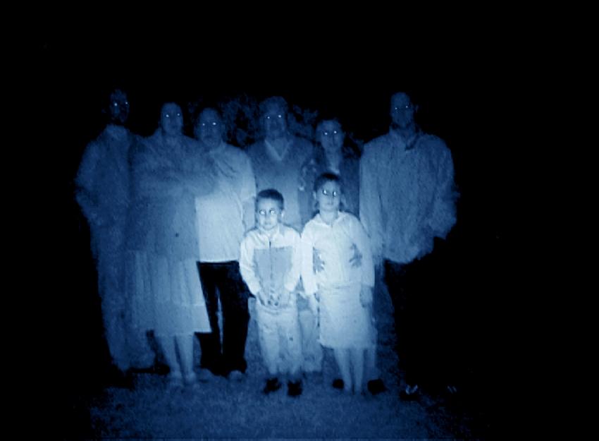 Shadows, 18x13 cm, 2006