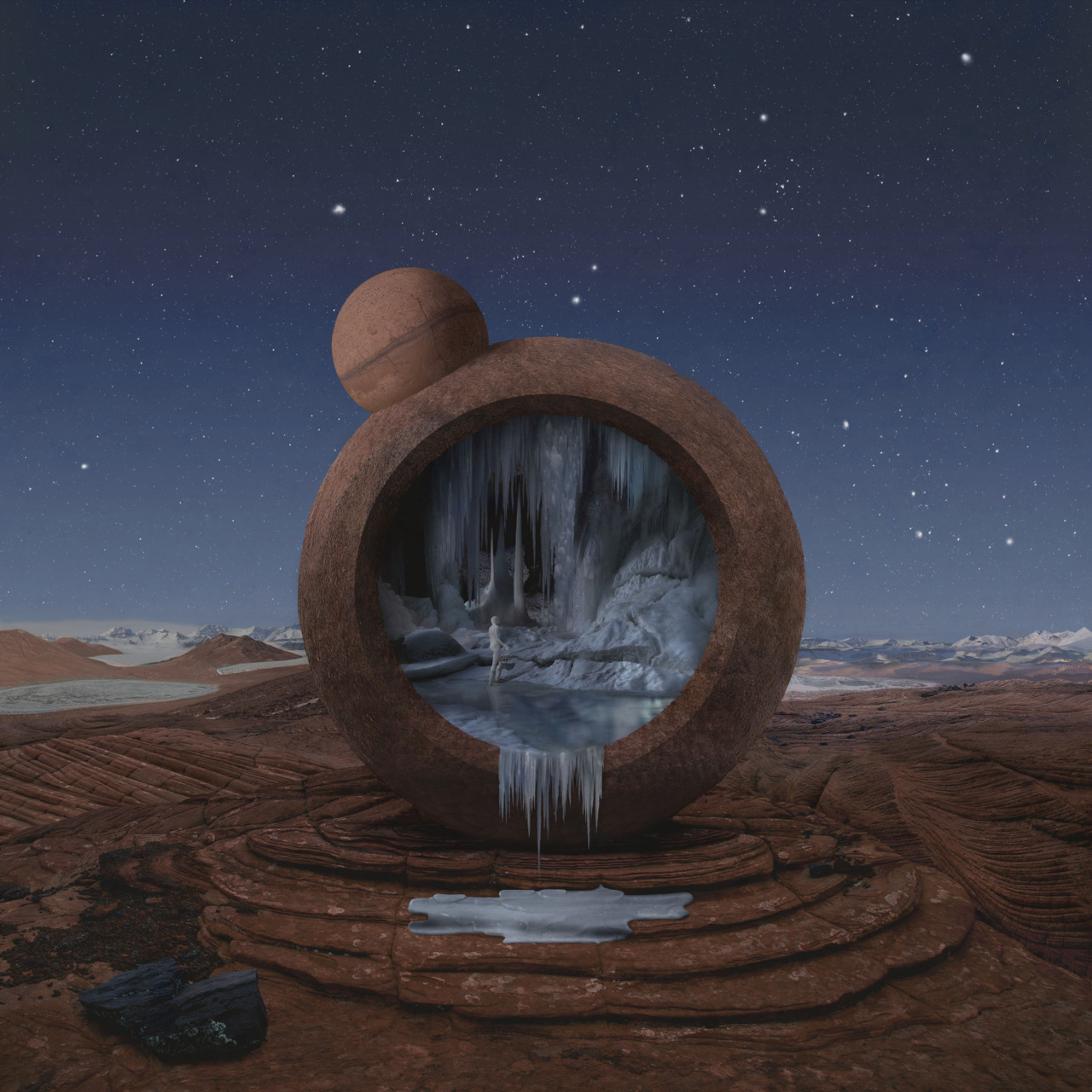 Kahn / Selesnick - cistern